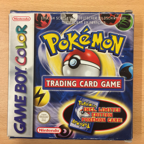 Pokemon Trading Card Game (Gameboy Color)