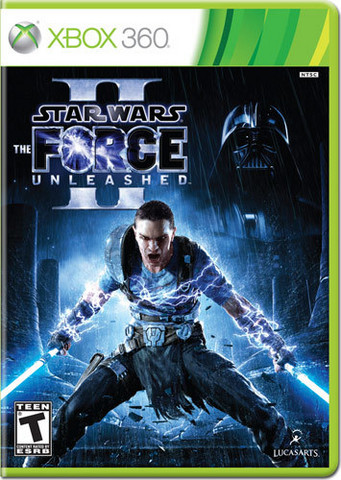 Star Wars: The Force Unleashed 2 XBOX360