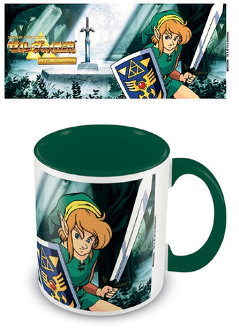 Zelda - Lost Woods muki