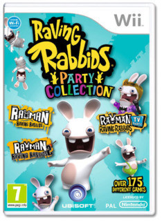 Raving Rabbids Party Collection (Wii)