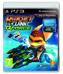 Ratchet & Clank: QForce (PS3)