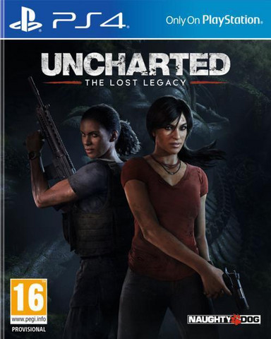 Uncharted Lost Legacy (PS4)