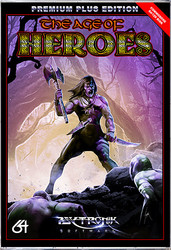 The Age of Heroes (C64 Premium+ disk)