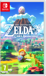 Zelda: Link's Awakening (Switch käytetty)
