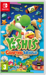 Yoshi's Crafted World (Switch käytetty)