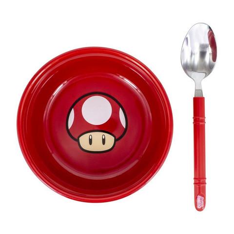 Aamiaissetti - Super Mario