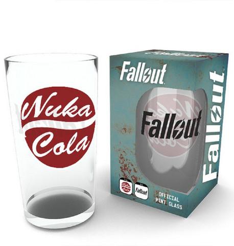 Pint-lasi - Fallout Nuka Cola