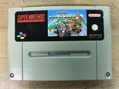 Super Mario Kart (SNES PAL)
