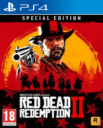 Red Dead Redemption 2 SE (PS4)