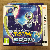 Pokemon Moon Fan Edition (3DS)