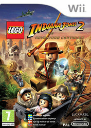 Lego Indiana Jones 2 (Wii)