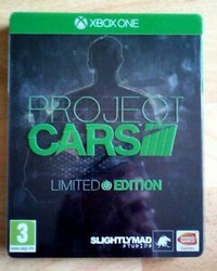 Project Cars Limited Steelbook Edition (Xbox One)