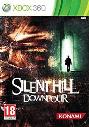 Silent Hill Downpour (Xbox 360)