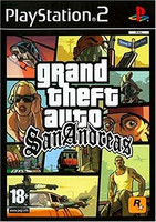 GTA San Andreas (PS2)