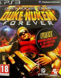 Duke Nukem Forever Kick Ass Edition (PS3)
