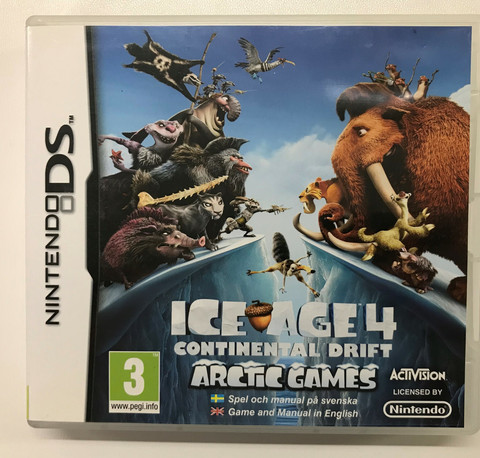 Ice Age 4 (NDS)