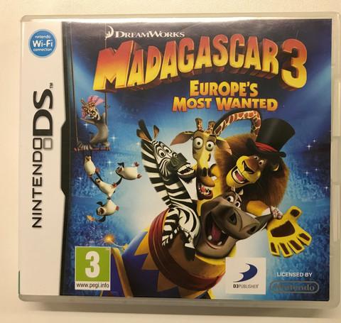 Madagascar 3 (NDS)