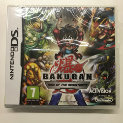 Bakugan Rise of the Resistance (NDS)