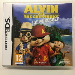 Alvin and the Chipmunks Chipwrecked (NDS)