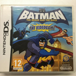 Batman The Brave and the Bold (NDS)