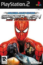 Spider-Man: Web of Shadows (Amazing Allies Edition) (PS2)