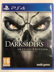 Darksiders II: Deathinitive Edition (PS4)