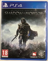 Middle-Eart: Shadow of Mordor (PS4)