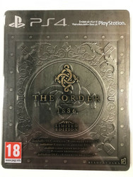 The Order: 1886 (PS4 Steelbook)