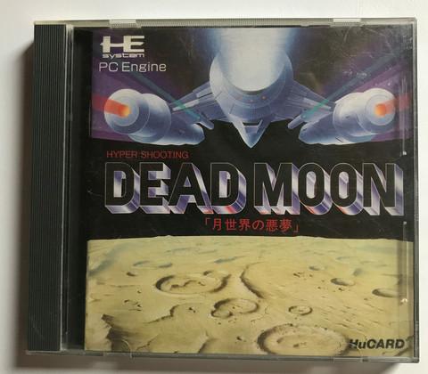 Dead Moon (PCE HuCARD)
