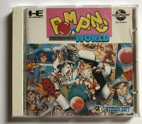 Pomping World (PCE CD)