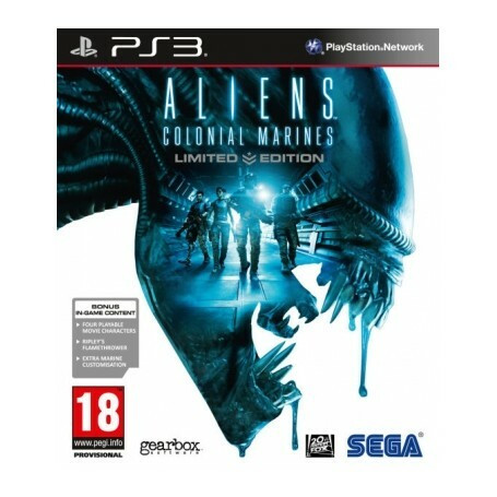 Aliens Colonial Marines (PS3)