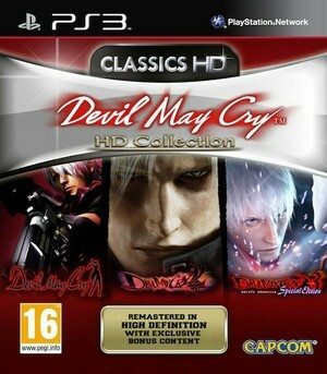 Devil May Cry HD Collection (PS3 Essentials)