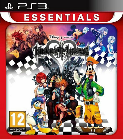 Kingdom Hearts 1.5 HD reMIX (PS3 Essentials)