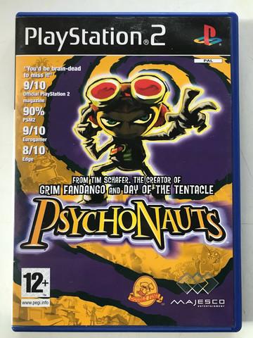 Psychonauts (PS2)
