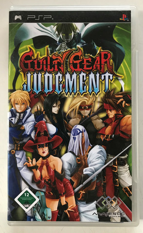 Guilty Gear Judgment (PSP)