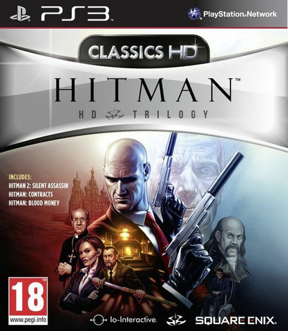 Hitman : HD Trilogy Collection (PS3)