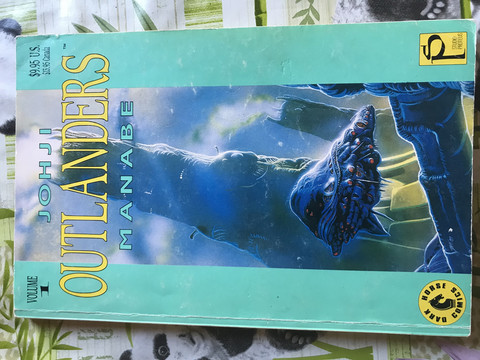 Outlanders vol. 1