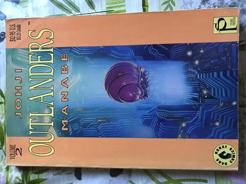 Outlanders vol. 2