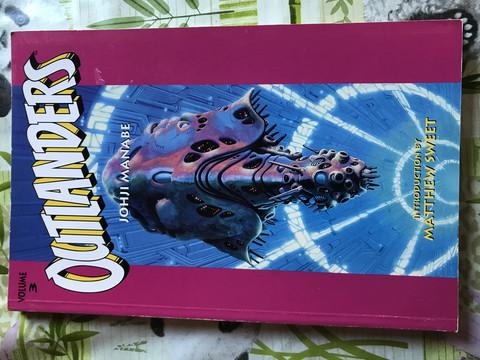 Outlanders vol. 3