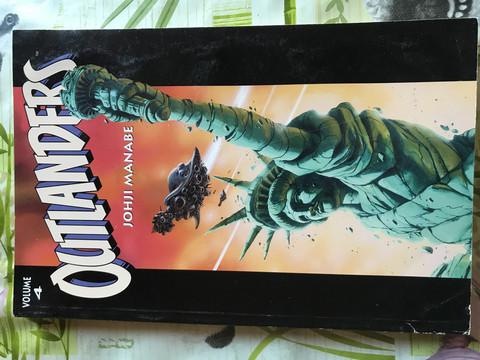 Outlanders vol. 4