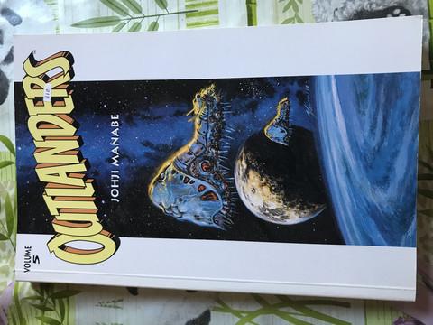 Outlanders vol. 5
