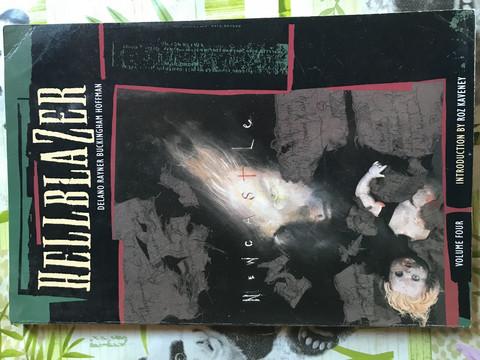 Hellblazer volume 4
