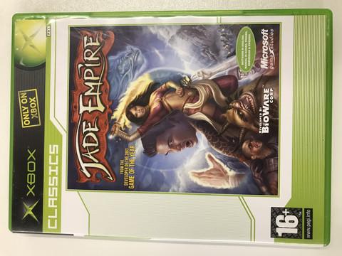 Jade Empire (Xbox Classics)