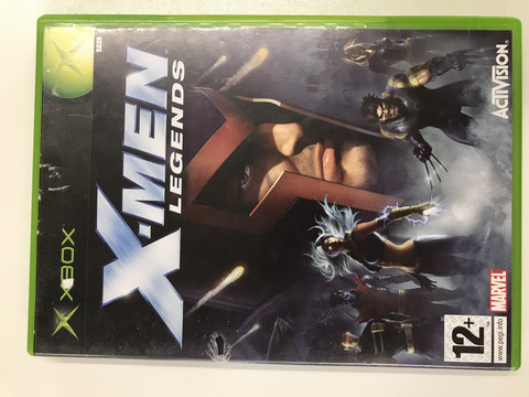 X-Men Legends (Xbox)