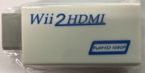 Wii2HDMI adapteri