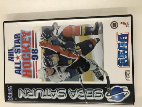 NHL All-Star Hockey 98 (SS PAL)