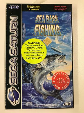 Sea Bass Fishing (SS PAL)