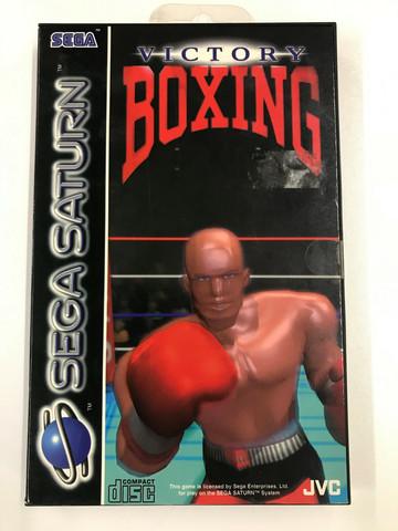 Victory Boxing (SS PAL)