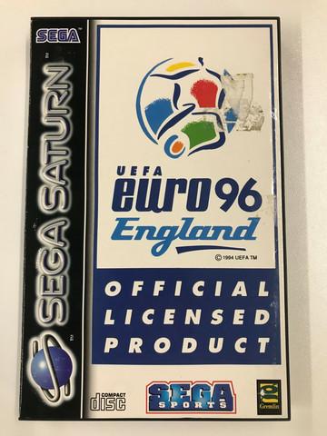 UEFA Euro 96 England (SS PAL)