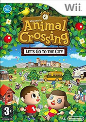 Animal Crossing: Let's Go to the City (Wii)